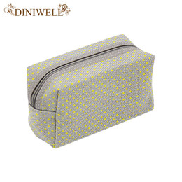 beauty bedding Promo Codes - DINIWELL Cosmetic Bags Makeup Bag Women Travel Toiletry Bag Professional Storage Brush Organizer Necessaries Make Up Case Beauty