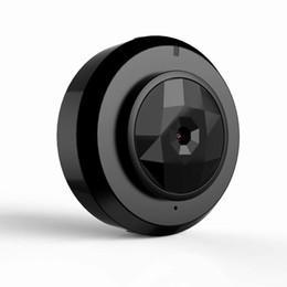 Cámara de seguridad micro visión nocturna online-Alta calidad C6 Micro WIFI Mini cámara HD 1080P 720P con aplicación de teléfono inteligente Visión nocturna por infrarrojos Seguridad para el hogar Videocámara Cámara Mini DV