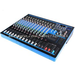 karaoke del microfono del mp3 Sconti Mixer audio Karaoke 12 canali DSP Professional Mixer audio digitale KTV Club Echo USB per microfono