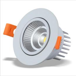 Canada Led Downlight 110V 220V encastré COB Led Plafonnier 3w 5w LED Plafonniers Pour Office Décorations intérieures Offre