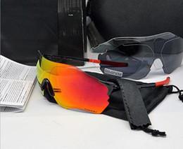 2019 шпион кен блок очки оптовой EV zero Велоспорт очки O Марка мужчины мода поляризованные TR90 прозрачный лен солнцезащитные очки Спорт на открытом воздухе работает красочные очки