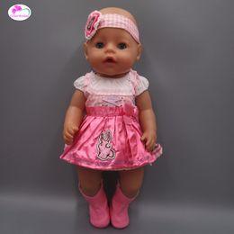 kissenschuhe Rabatt Kleidung für Puppen passt 43cm-45cm Baby Born Zapf Puppe T-Shirt Pyjama Schuhe Kissen Decke