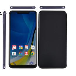 2019 сотовые телефоны mini wifi Goophone XS plus Max 6,5-дюймовый Android 7.0 Quad Core MTK6580 1 ГБ 4 ГБ 32 ГБ 1280 * 720 HD 13MP 3G Dual Sim Сотовые телефоны