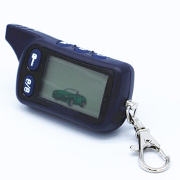 lcd security system Coupons - Tomahawk TZ9010 LCD Remote Controller Keychain,TZ-9010 Key Chain Fob for Vehicle Security 2-Way Car Alarm System TZ 9010