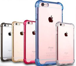 Wholesale Apple G5 Case - For iPhone 8 X 10 Samsung S8 Plus Note 8 Cover Soft Air Cushion TPU Acrylic For Iphone8 Motorola G5 Plus Note8