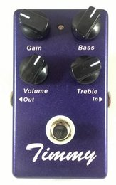 Wholesale Pedals Guitars Effects - Clone Timy Overdrive -Guitar Effect Pedal Overdrive And True Bypass