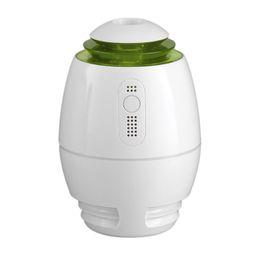 Canada Haute qualité 200 ml Ultrasonic Humid Humidifier Mini USB Air Humidificateur Aroma Diffuser Diffuseur d'huile essentielle avec LED Night Light Offre