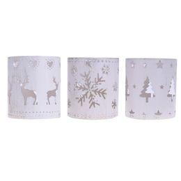 Wholesale Vintage Cup Holder - Vintage Christmas Candle Holder Romantic Candlestick Home Shop Bar Party Decorations Home Decor enfeites para arvore de natal