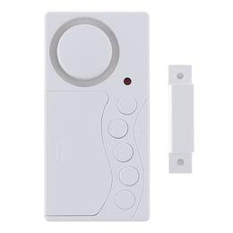 Capteur magnétique sans fil Accueil Porte Fenêtre Antivol Alarme de sécurité Système Guardian Protecteur de sécurité avec lumière LED SAM_40A ? partir de fabricateur