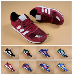 Wholesale Shoes Zx - Wholesale EDITEX Originals ZX750 Sneakers zx 750 for Men and Women Athletic Breathable Running Shoes Free Shipping Size 36-44