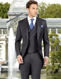 Shop Mens Suit Styles Wedding Dark Grey UK | Mens Suit Styles ...