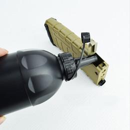 800 ml 6-11mm Arma de Brinquedo Acessórios Tanque De Armazenamento De Bala De Plástico de Carregamento Rápido Arma de Frasco Acessórios Para brinquedos Para Crianças de