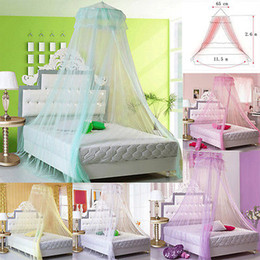 Cheap Elegante Betten Elegante Spitze Bett Moskitonetz Mesh Baldachin  Prinzessin Runde Dome Bettwsche Net Elegante Betten With Bett Prinzessin