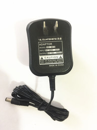 Wholesale Tg Wholesale - Original AC adaptor For Quansheng TG-UV2 two way radio TGUV2 walkie talkie accessories QS-0616