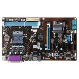 Prises sata en Ligne-8 GPU LGA 775 DDR3 8-PCIE SATA Mining Motherboard Socket Pour ETH Bitcoin Miners XXM8