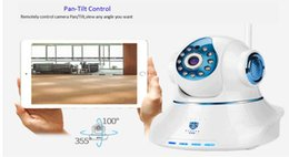 Wholesale Audio Access - 1pc 960P 1.3MP CCTV HD IP Camera WI-FI Wireless Home Security Pan and tilt PTZ P2P Night Vision Indoor Camera baby monitor two way audio