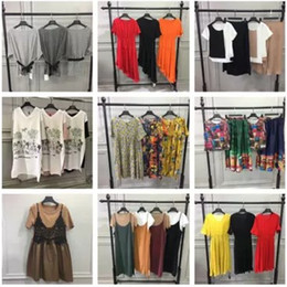 Wholesale china dresses wholesale free shipping - China Wholesale Cheap Low Price Women Clothes For Shop Summer Winter Dress T Shirt Mix Styles by DHL Free Shipping.