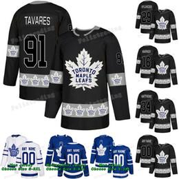 082c93f5066 91 John Tavares 2018-2019 Toronto Maple Leafs Mitch Marner Auston Matthews Zach  Hyman Nazem Kadri Nikita Zaitsev Morgan Rielly Jersey inexpensive nazem ...