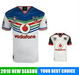 Wholesale gifts christmas presents - Warriors 2019 2018 AIG Super Rugby shirts Sport free shipping Wholesale Cheap Shirt promotion present birthday gift Christmas jerseys