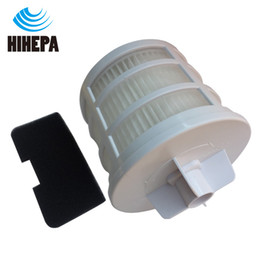 Wholesale Compare Free - Free Shipping 1set Vacuum Cleaner HEPA Filter kit & Foam Filter for Hoover U66 Filter Kit Compare to Part:35601328