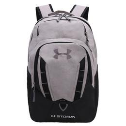 Diseñador de la marca Mochilas de moda Mochila deportiva Gimnasio Deporte Mochilas Mochila de viaje Bolsas de escuela de gran capacidad 6 colores disponibles desde fabricantes