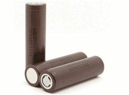100% de Alta Qualidade HG2 18650 Bateria 3000 mAh 35A MAX Recarregável Baterias De Lítio Para Células LG Fit Vape caixa mod Livre DHL de