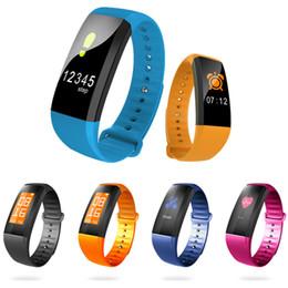 Wholesale Heart Rate Woman - M99 Smart Wristband M99 Smart Bracelet Women Men Heart Rate Monitor Bluetooth Smartband Pedometer Sports Fitness Band Waterproof