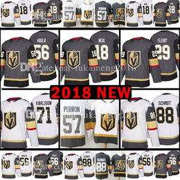 Wholesale Golden Yellow - Vegas Golden Knights 29 Marc-Andre Fleury 18 James Neal jersey 56 Erik Haula 71 William Karlsson 88 Nate Schmidt 57 David Perron Jerseys