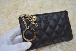 Borse borse organizzate online-Portamonete di lusso con cerniera fashion organizer Custodia con sacchetto raccoglipolvere e portafogli per fashion lady (Anita)