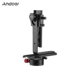 2019 schienenschieber für dslr Andoer 720 Grad Panorama Kopf Inklusive 360 Grad Rotator + 2 Way Rail Slider + L Halterung Kit für Canon DSLR ILDC Kamera günstig schienenschieber für dslr