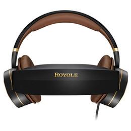 Royole Moon все в одном 2GB/32GB 3D VR гарнитура HIFI наушники погружения виртуальной реальности очки 3D виртуальный мобильный театр от