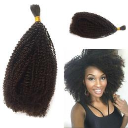 Canada Vrac mongol cheveux afro crépus bouclés pour tresser des extensions de cheveux humains 8-26 pouces en stock FDSHINE cheap inch afro hair Offre