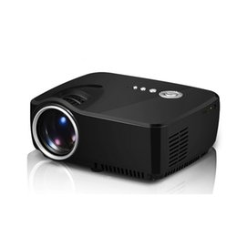 Filmes de teatro on-line-Gp70 projetor HD LED HDMI USB Vídeo Digital Home Theater portátil HDMI LCD USB DLP Filme Pico LED Mini Projector