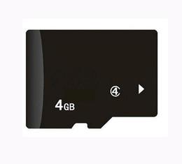Canada Carte mémoire Micro SD 100% réelle 4 Go avec carte TF Offre