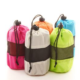 Sacchetto di trasporto del microfiber online-Asciugamano sport all'aria aperta all'ingrosso, asciutto asciugamano in microfibra di sport all'aperto, forte sacchetto assorbente ad asciugatura rapida, spedizione gratuita