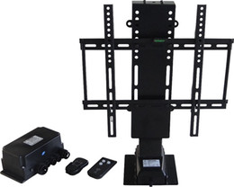 Wholesale Tv Lifts - Electric automatic TV Lift shelves with Remote Control for hotel home bed furniture suitable for 25-50 inch plasma tv bracket