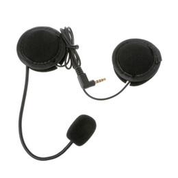 3d8e559a823 microphone work Rebajas Nuevo auricular de casco de motocicleta Altavoz de  micrófono de alta calidad accesorio