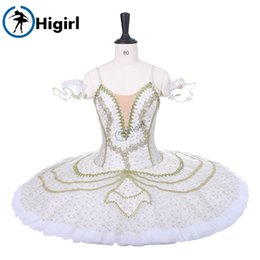 Canada Femmes Adulte Professionnel Ballet Tutu Or Blanc Poupée De Fée Tutu Pancake BT9210Peformance Tutus Sugar Plum Fée Ballet Costumes cheap adult dolls for women Offre