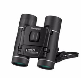 Mini-zoom-teleskop online-Neue Ankunft 40x22 Fernglas Zoom Fernglas Große Hand Mini Teleskope Jagd HD Leistungsstarke Ferngläser Hot Für die Reise