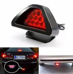 F1 Style 12smd LED Lampe Zusätzliche Auto Bremslicht Fahrzeug Rückfahrscheinwerfer Warnblitz Blitzlicht DC 12V Wasserdicht DRL LED Rot FARBE von Fabrikanten