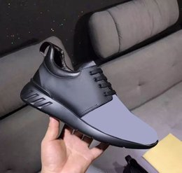 Wholesale New Style Man Dress Shoes - 2018 New Style Handmade Men Cow Leather Shoes Luxury Brand Unisex Sneakers Male Fashion Casual Shoes Kanye West Shoes