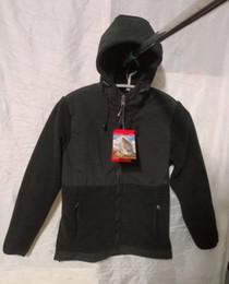 Herren Damen Kinder Fleece Pullover Jacken Camping windundurchlässiges Ski warm Daunenmantel im Freien beiläufigen mit Kapuze Softshell