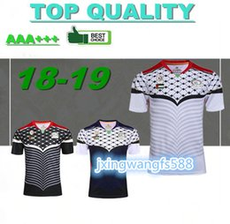 Wholesale Football Jersey Printing - Top quality 2016 2017 Rugby Union Palestine black color soccer jersey high-temperature heat transfer printing jersey football shirts