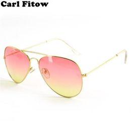 77b87807004 Pilot Aviation Night Vision Sunglasses Men Women Goggles Glasses UV400  Occhiali da sole Driver Night Driving Eyewear occhiali da sole piloti  economici