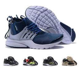 90d1b83b90d botas rosas baratas Rebajas nike air max Hombres baratos Acronym Presto  Boots Mid Shoes Hombre Zapatillas