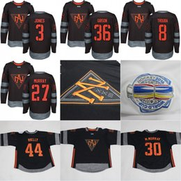 1823aac35 2016 World Cup Of Hockey Team NORTH AMERICAN WCH 44 Morgan Rielly 27 Ryan  Murray 36 John Gibson 30 Matt Murray 4 Colton Parayko Jerseys