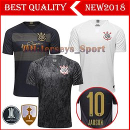 camisas brasil Desconto 2018 2019 Jérsei Corinthiano Paulista de Futebol  Qualidade Tailandesa Brasil 18 19 CLAYTON e5a1d49c6db90