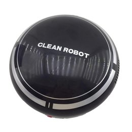 Wholesale Automatic USB Rechargeable Smart Robot Vacuum Floor Cleaner Sweeping Suction Smart Home Futural Digital JULL12