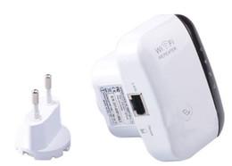 Répéteur de mini routeur sans fil en Ligne-Répéteur sans fil N Routeur WiFi AP 802.11n / b / g Point d'accès mini-réseau AP Extendeur Wi-fi 300Mbps WPS