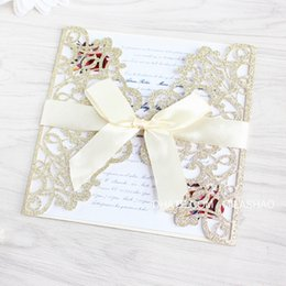 Tarjeta de boda con brillo Fiesta de cumpleaños de saludos americano fiesta de cumpleaños del día de San Valentín tarjeta de felicitación personalizada impresión al por mayor desde fabricantes